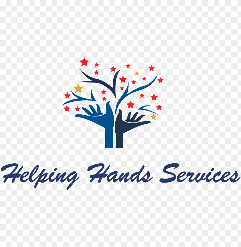 free PNG helping hands services senior home care - logo for helping hands PNG image with transparent background PNG images transparent