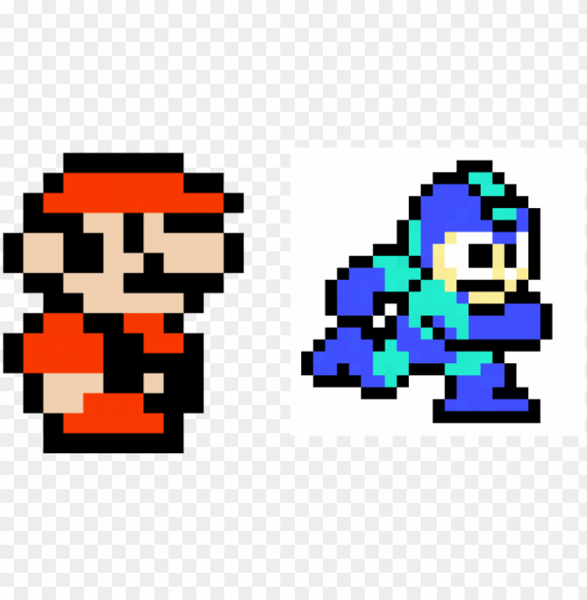 Here Are Some 8 Bit Super Mario Bros 3 Mario 8 Bit Png Image