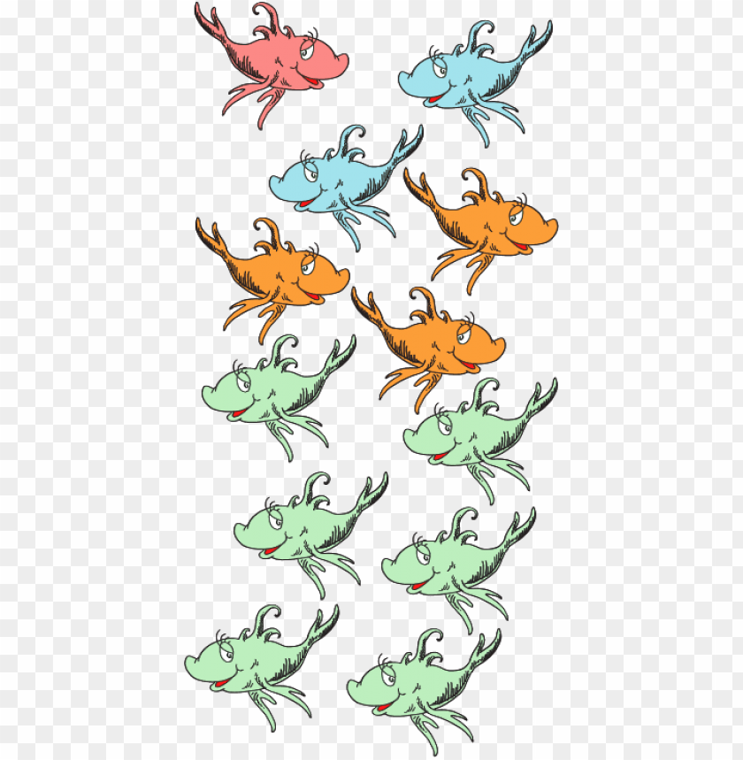 Here We Have A Small School Of Fish Cartoo Png Image With Transparent Background Toppng