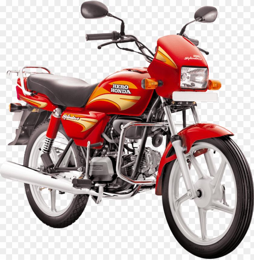 free PNG hero bike png download - hero splendor plus PNG image with transparent background PNG images transparent