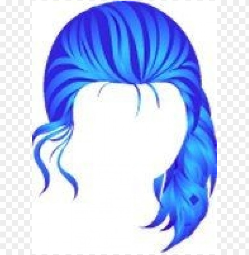 free PNG heroes ponytail blue png - Free PNG Images PNG images transparent