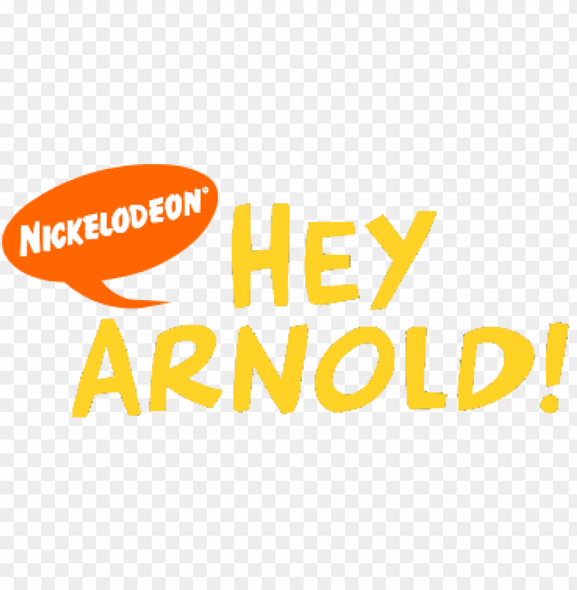 free PNG Download hey arnold logo clipart png photo   PNG images transparent