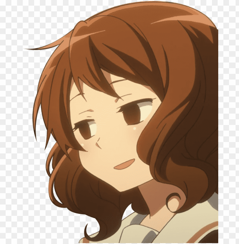 Hibike Euphonium S Kumiko Uninterested Reaction Face Transparent Anime Reactions Png Image With Transparent Background Toppng