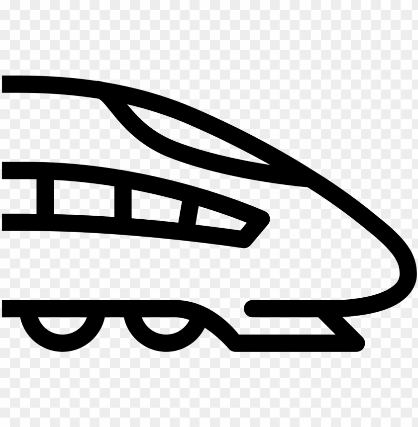 free PNG high speed train icon - high speed train icon png - Free PNG Images PNG images transparent