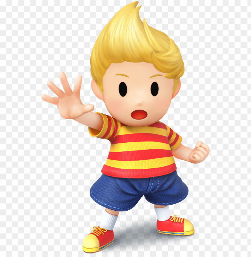 free PNG higher quality and full size - super smash bros lucas PNG image with transparent background PNG images transparent