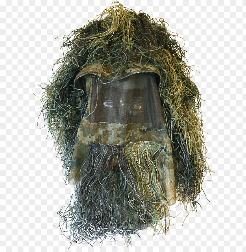 free PNG hillie hat - highlander products ghillie hat to camouflage your PNG image with transparent background PNG images transparent