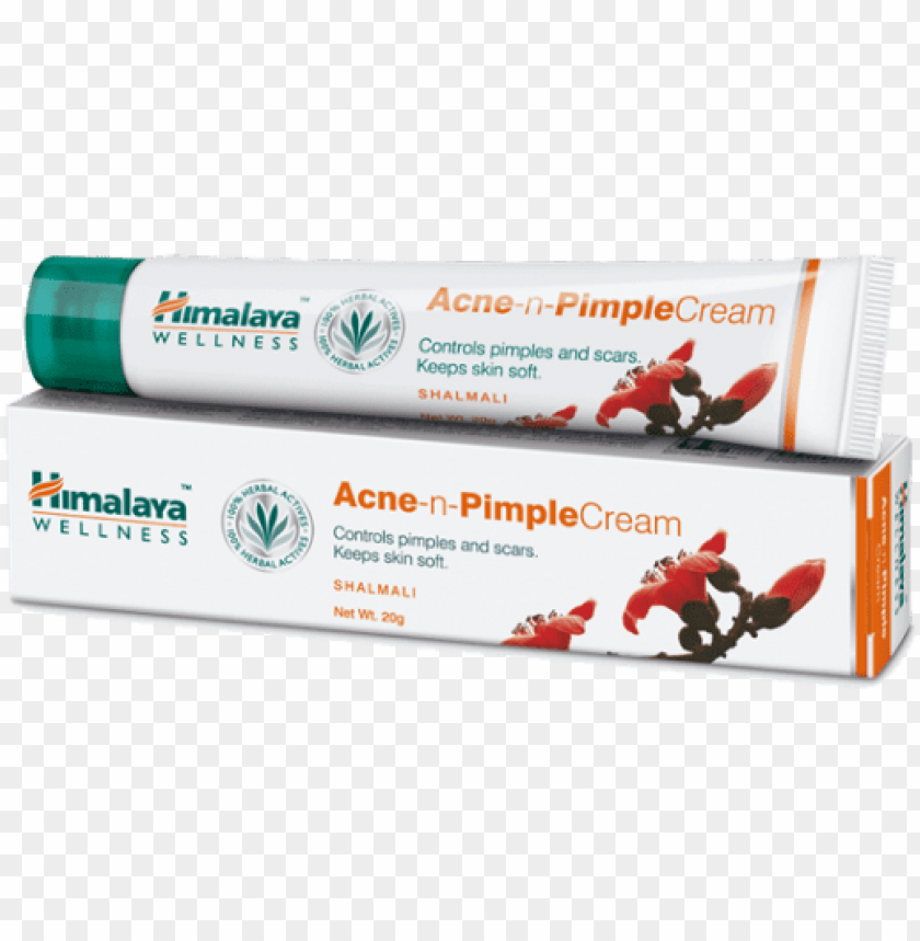 free PNG himalaya herbals acne n pimple cream 20 gm - himalaya acne n pimple cream PNG image with transparent background PNG images transparent