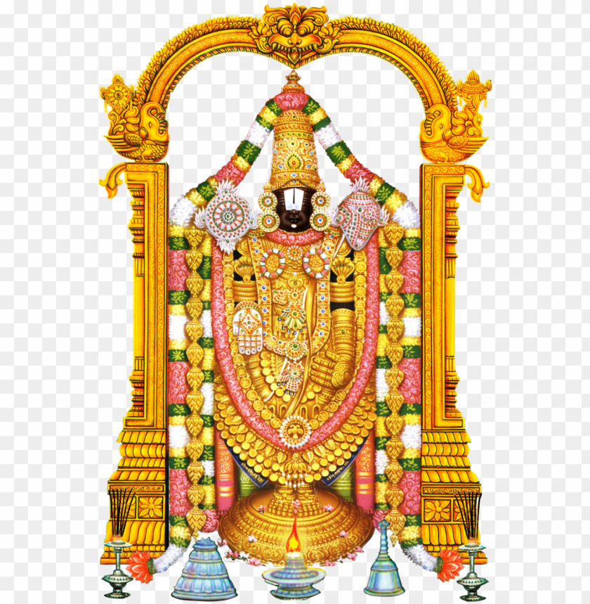 free PNG hindu temple vector graphic source - lord venkateswara images PNG image with transparent background PNG images transparent