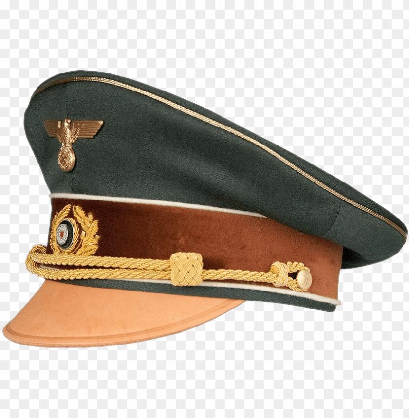 free PNG hitler cap png svg royalty free - hitler hat transparent PNG image with transparent background PNG images transparent