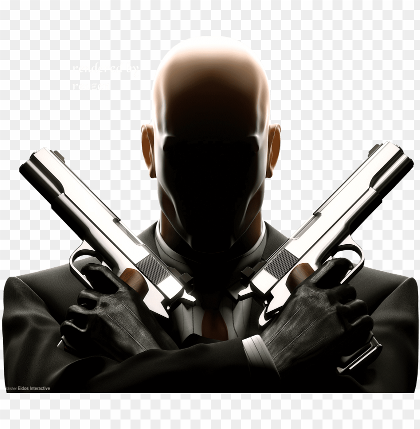 Hitman Png Hitman 47 Png Image With Transparent Background Toppng