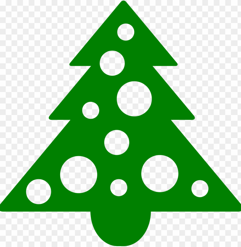 free PNG holiday cutouts and signs can be cutout of any material - christmas tree with star stencil PNG image with transparent background PNG images transparent