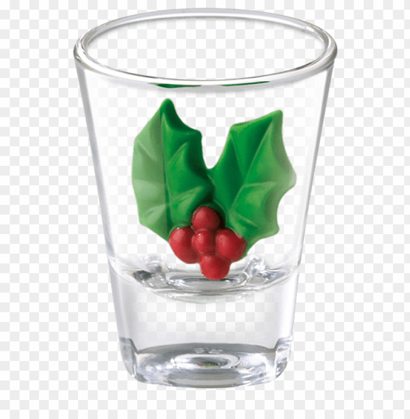 holly leaf chocolate - pint glass PNG image with transparent background@toppng.com