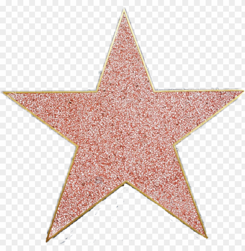 free PNG #hollywood #star #gold - png star bli PNG image with transparent background PNG images transparent