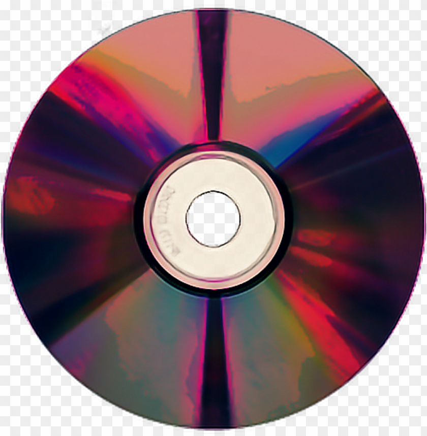 free PNG holo holographic vaporwave aesthetic tumblr png sticker - aesthetic vaporwave cd PNG image with transparent background PNG images transparent