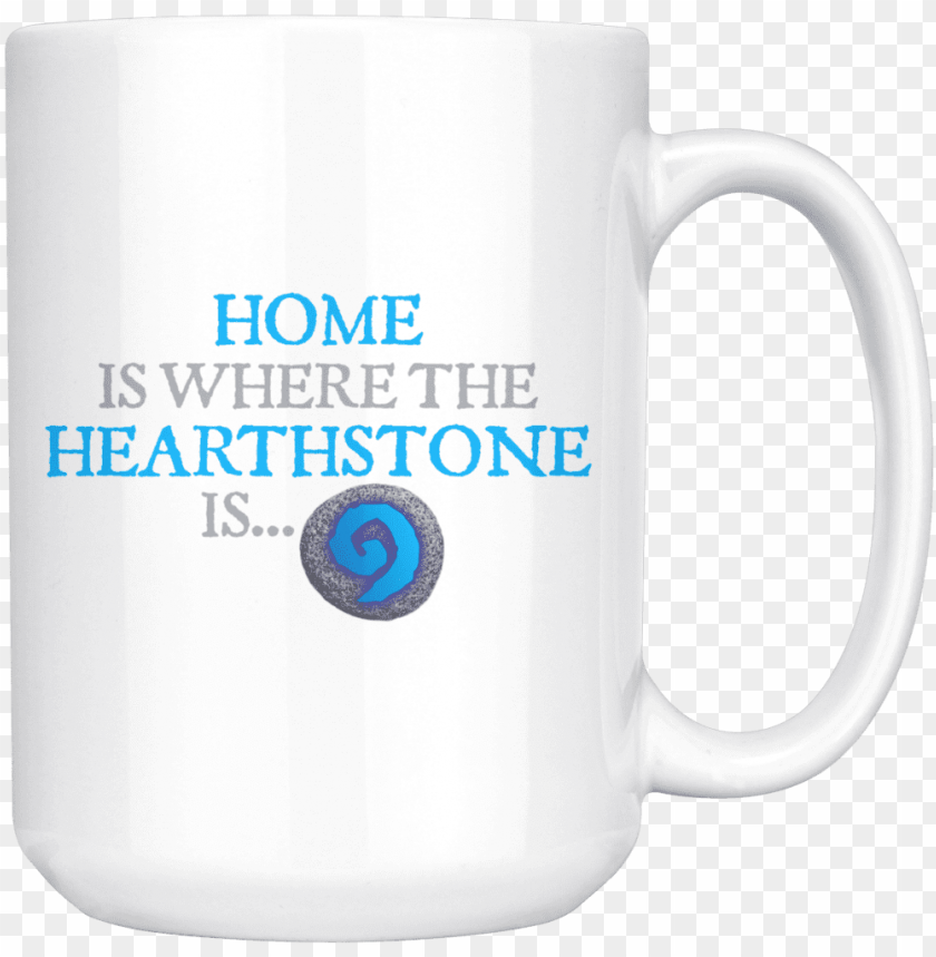 free PNG home is where the hearthstone is mug - beer stei PNG image with transparent background PNG images transparent