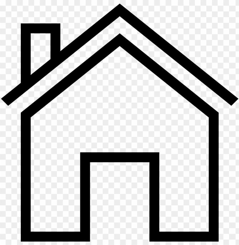free PNG home outline images home pictures - ios home ico PNG image with transparent background PNG images transparent