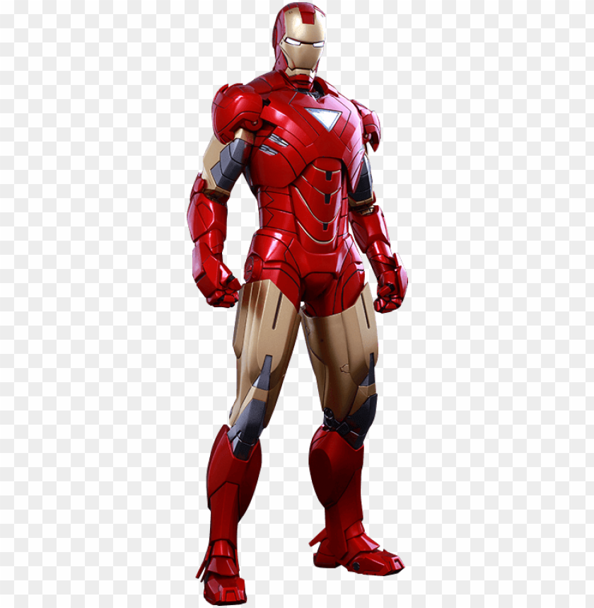 Homem De Ferro Boneco Png Image With Transparent Background Toppng