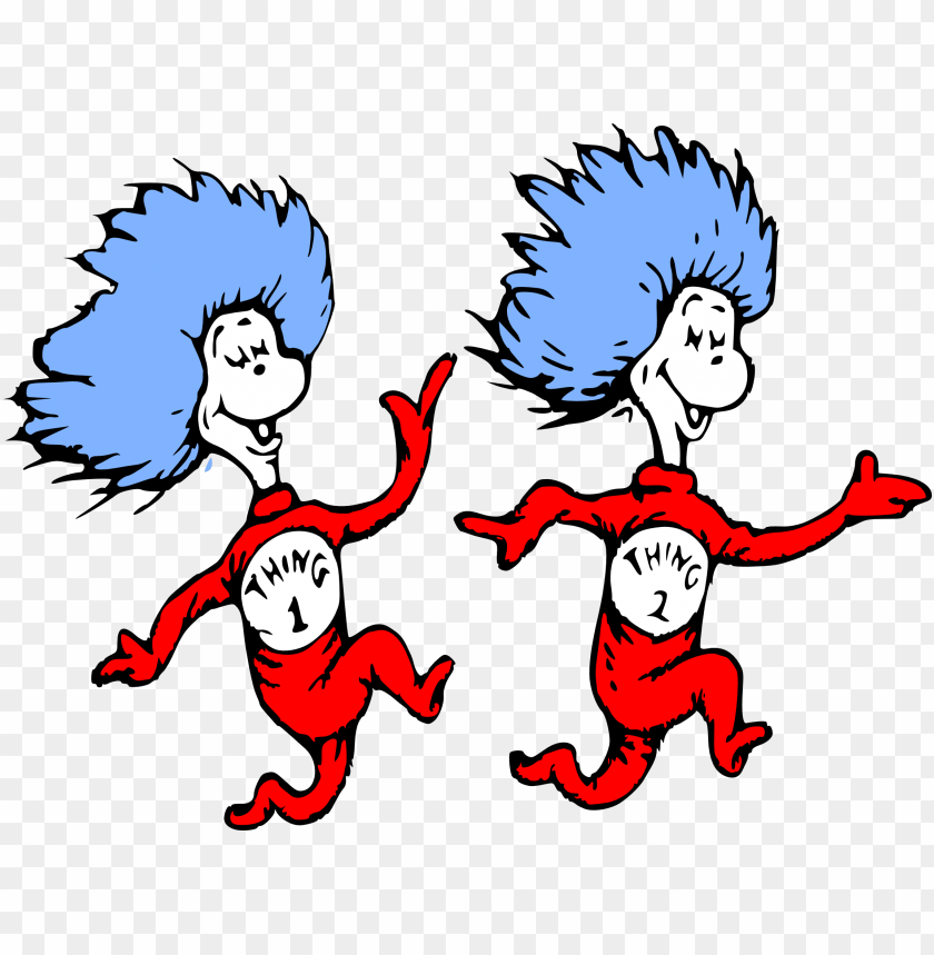 free PNG homey pictures of thing 1 wall dr seuss thing 2 character - homey pictures of thing 1 wall dr seuss thing 2 character PNG image with transparent background PNG images transparent