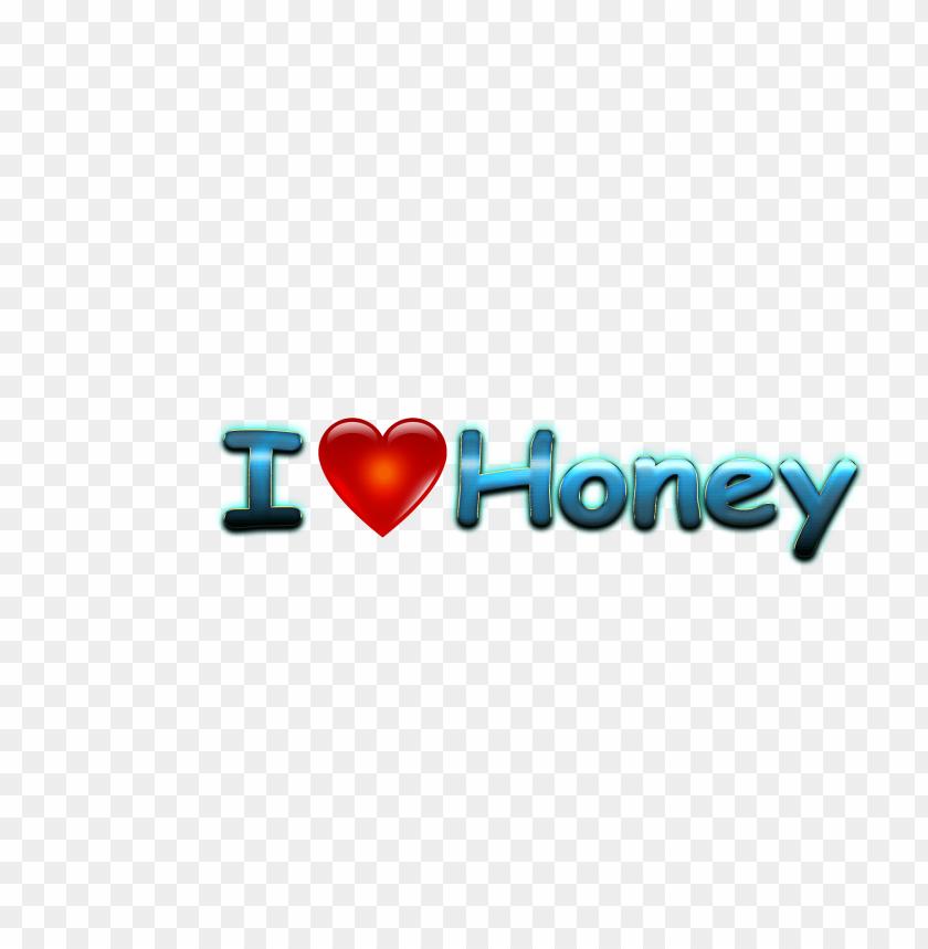 free PNG Download honey love name heart design png png images background PNG images transparent