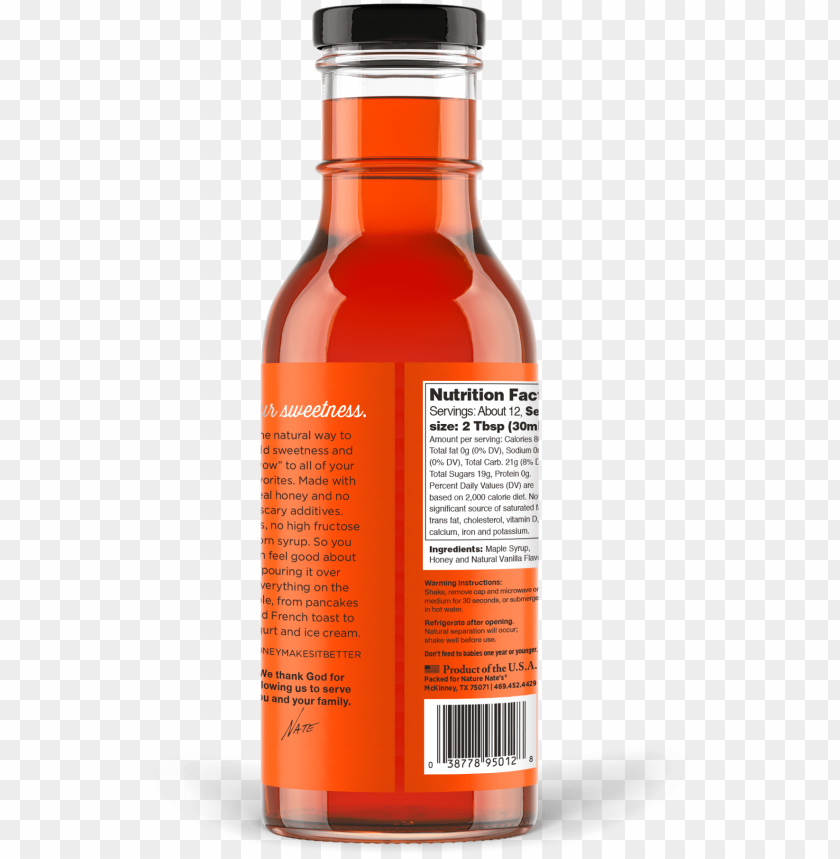 free PNG honey maple syrup - nature nate's honey maple syru PNG image with transparent background PNG images transparent