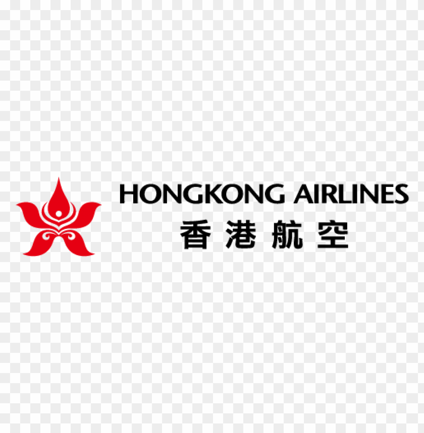 free PNG hong kong airlines logo vector PNG images transparent