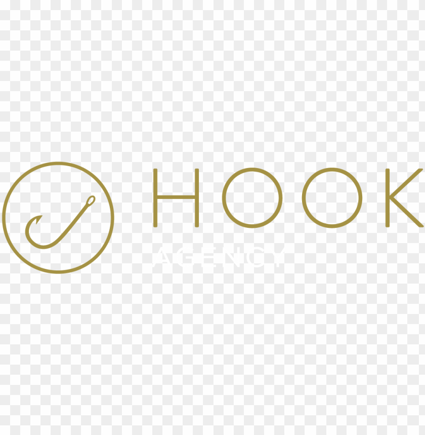 hook agency logo on dark background - logo PNG image with transparent background@toppng.com