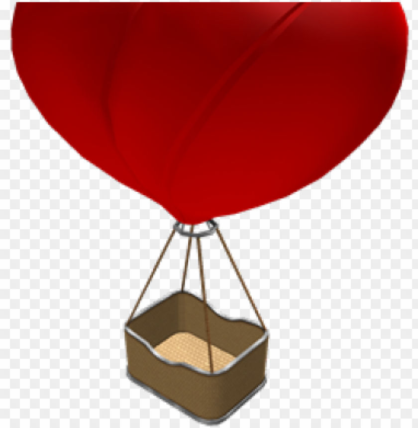 free PNG hot air balloon clipart heart - hot air balloo PNG image with transparent background PNG images transparent