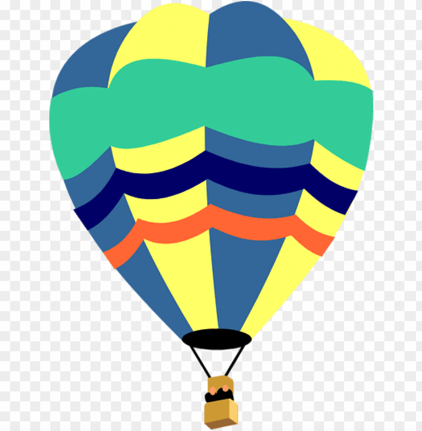 free PNG hot air balloon clipart - hot air balloon illustration PNG image with transparent background PNG images transparent