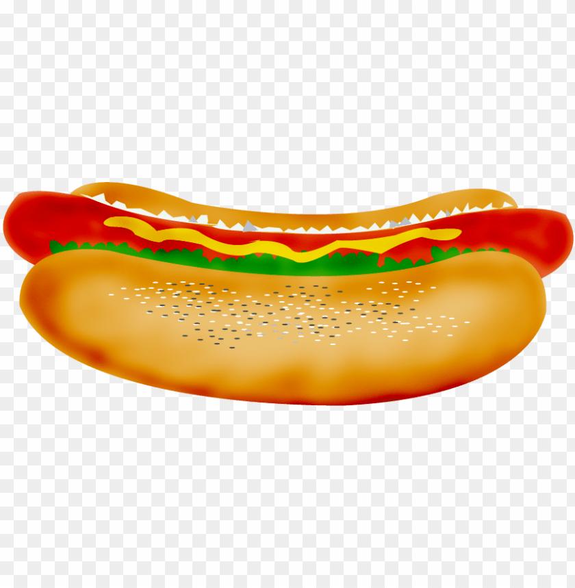 free PNG hot dog cookout clip art free - hot dog clip art PNG image with transparent background PNG images transparent