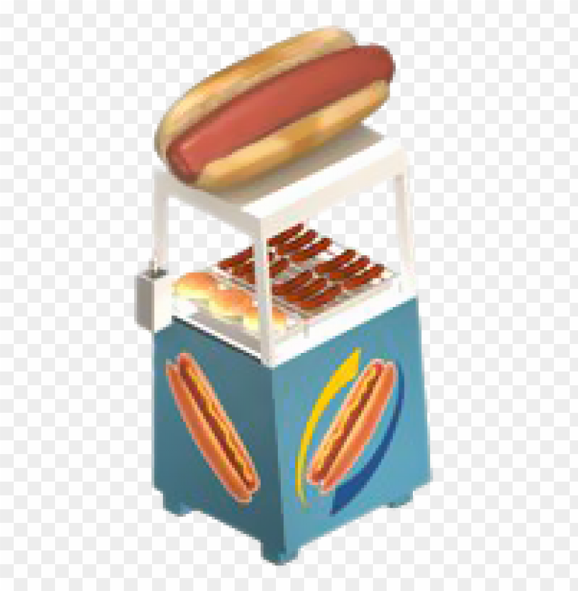 hot dog stand png - Free PNG Images@toppng.com