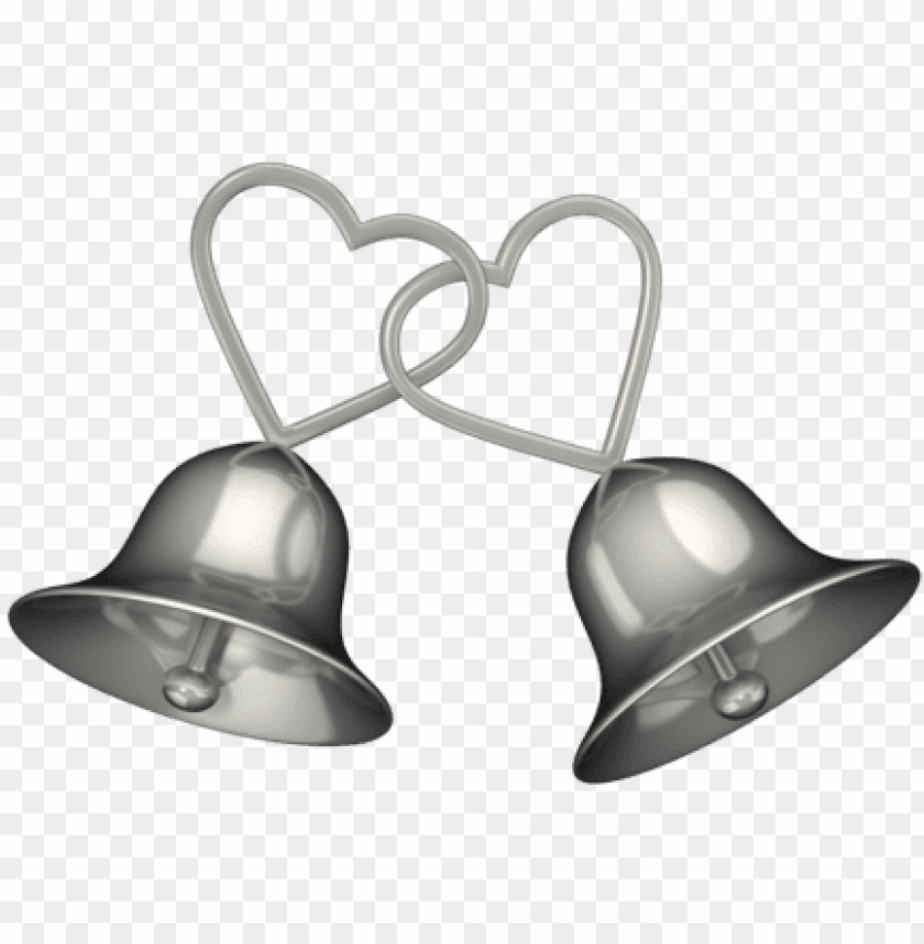 free PNG hoto editing material wedding effects amp material - wedding hearts and bells PNG image with transparent background PNG images transparent