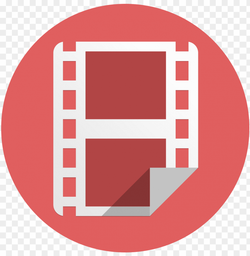 free PNG hotography png film iconpng red movie reel png - video flat icon PNG image with transparent background PNG images transparent