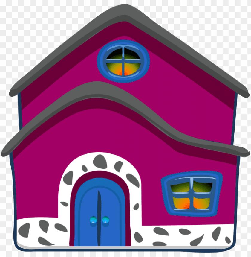 House Gambar Rumah Animasi Sederhana Png Image With Transparent Background Toppng