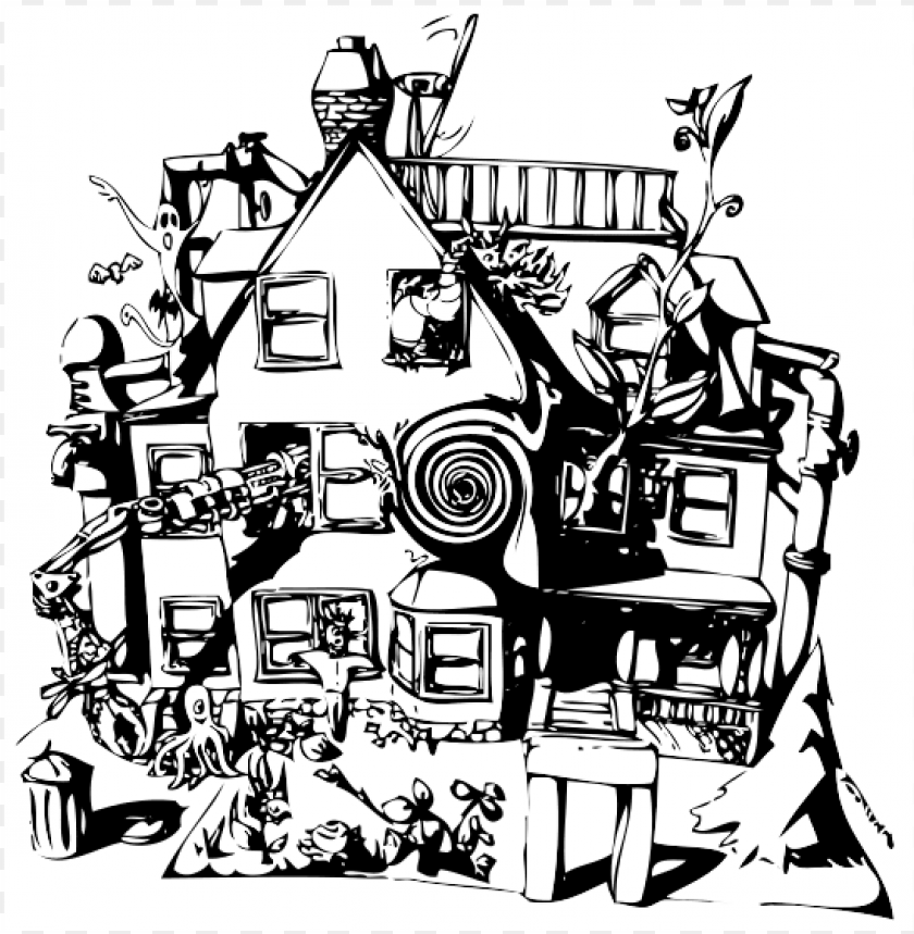 free PNG house house art PNG image with transparent background PNG images transparent