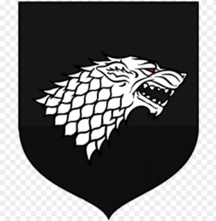 Transparent Stark Logo Game Of Thrones - Champion TV Show