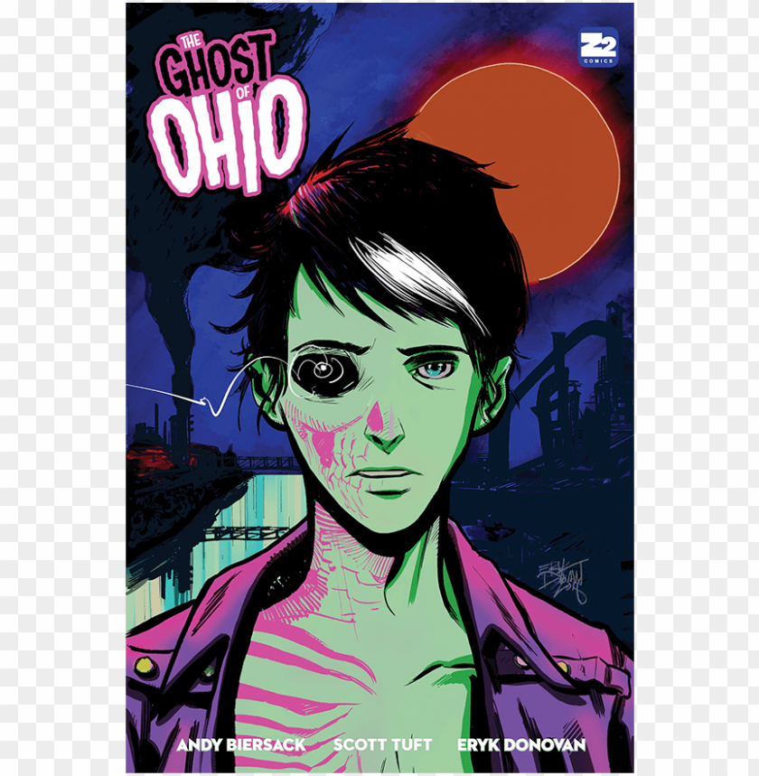 free PNG hover to zoom - andy biersack the ghost of ohio PNG image with transparent background PNG images transparent