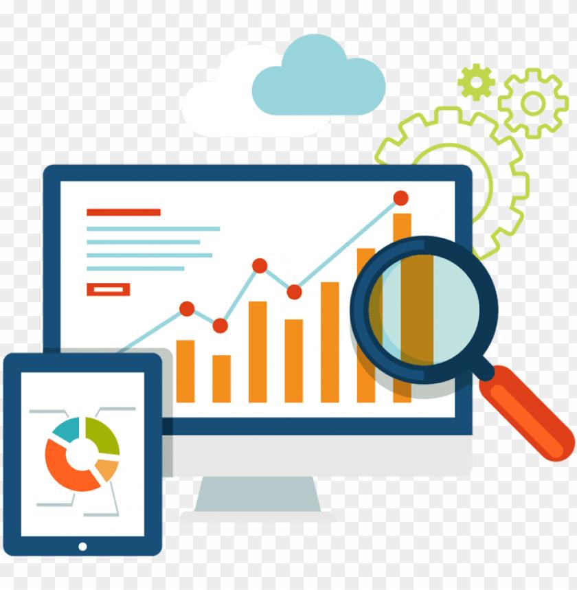 free PNG how does digital marketing work - digital marketing vector PNG image with transparent background PNG images transparent