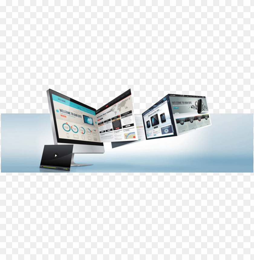 free PNG how to develop website with responsive design - website design and development slider PNG image with transparent background PNG images transparent