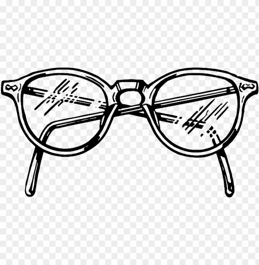 free PNG how to draw a girl in glasses - glasses drawi PNG image with transparent background PNG images transparent