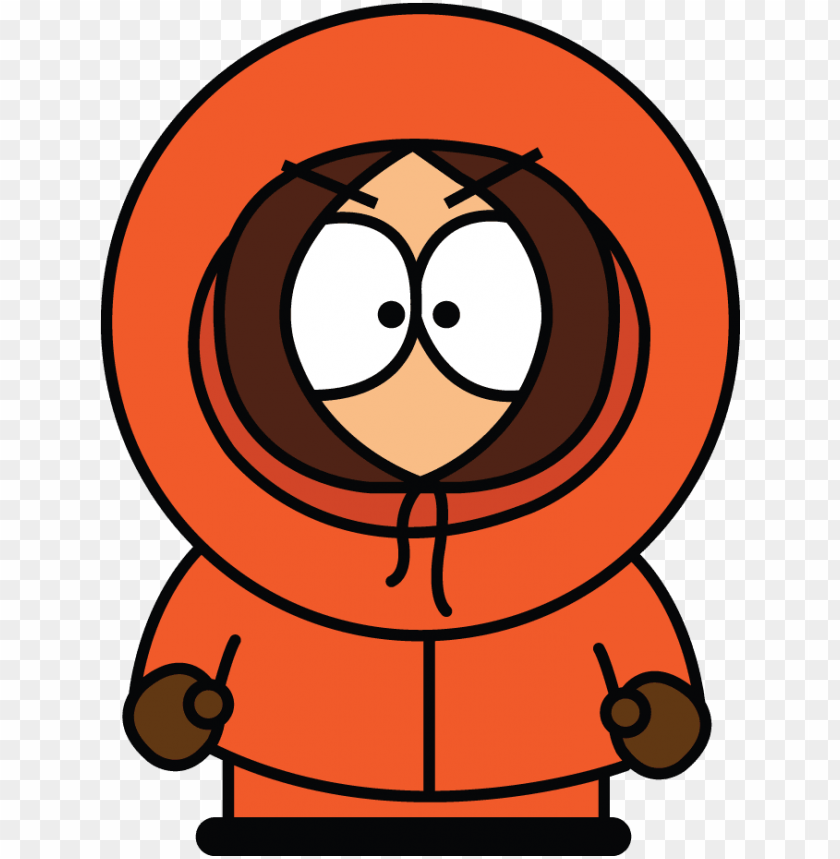 free PNG how to draw kenny from south park cartoons easy step - kenny south park drawi PNG image with transparent background PNG images transparent
