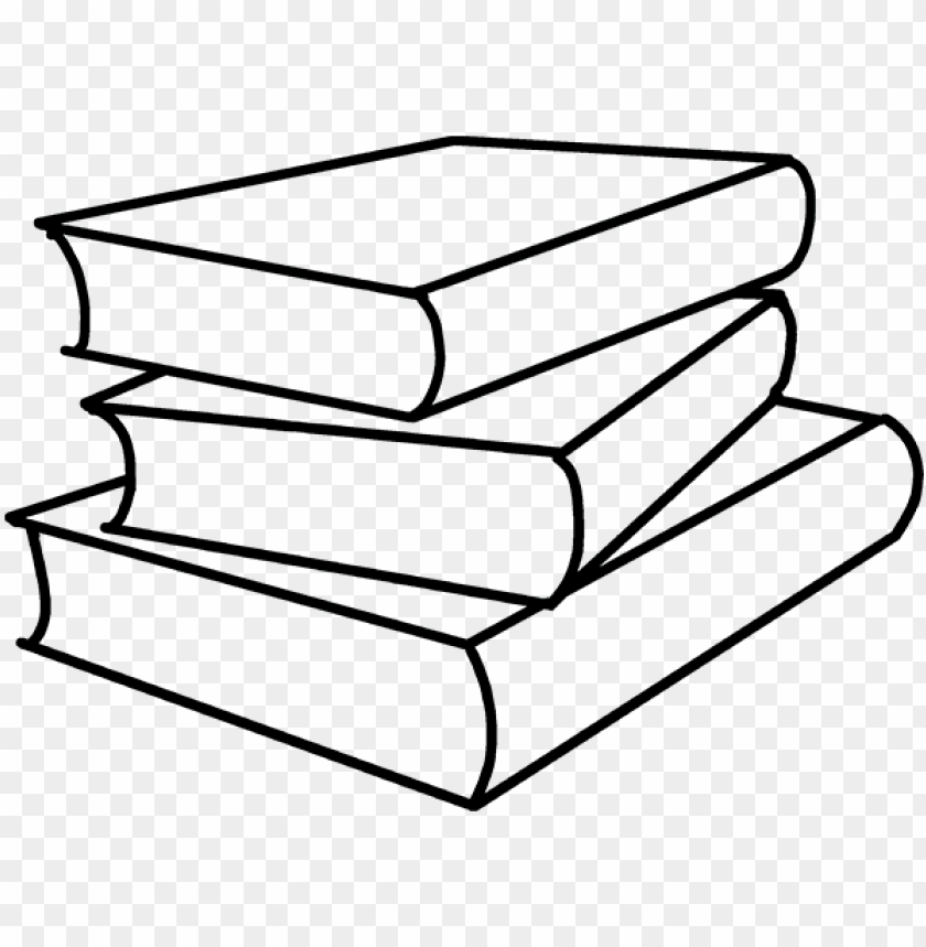 free PNG how to draw school books - stack of books drawing easy PNG image with transparent background PNG images transparent