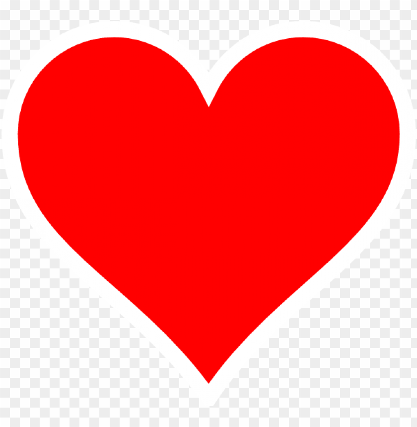 how to set use red white heart icon png - love heart PNG image with transparent background@toppng.com