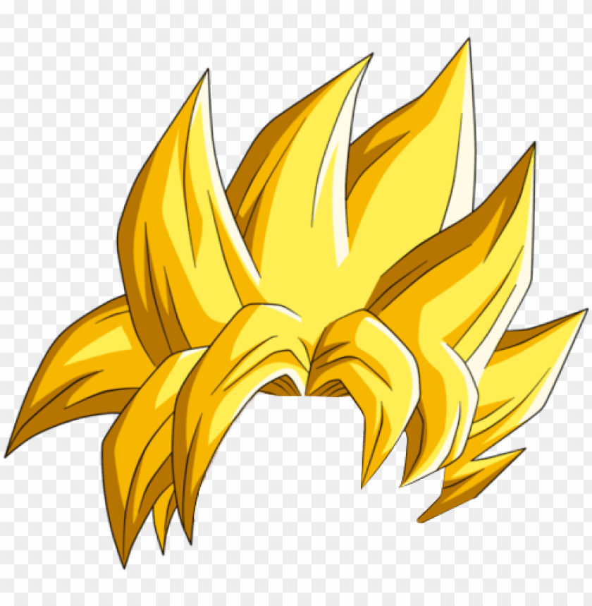 free PNG how well can you tell dragon ball z's spiky haircuts - dragon ball goten super saiya PNG image with transparent background PNG images transparent