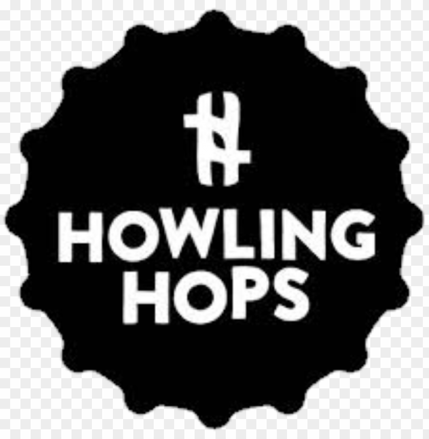 free PNG howling hops brewery logo PNG image with transparent background PNG images transparent