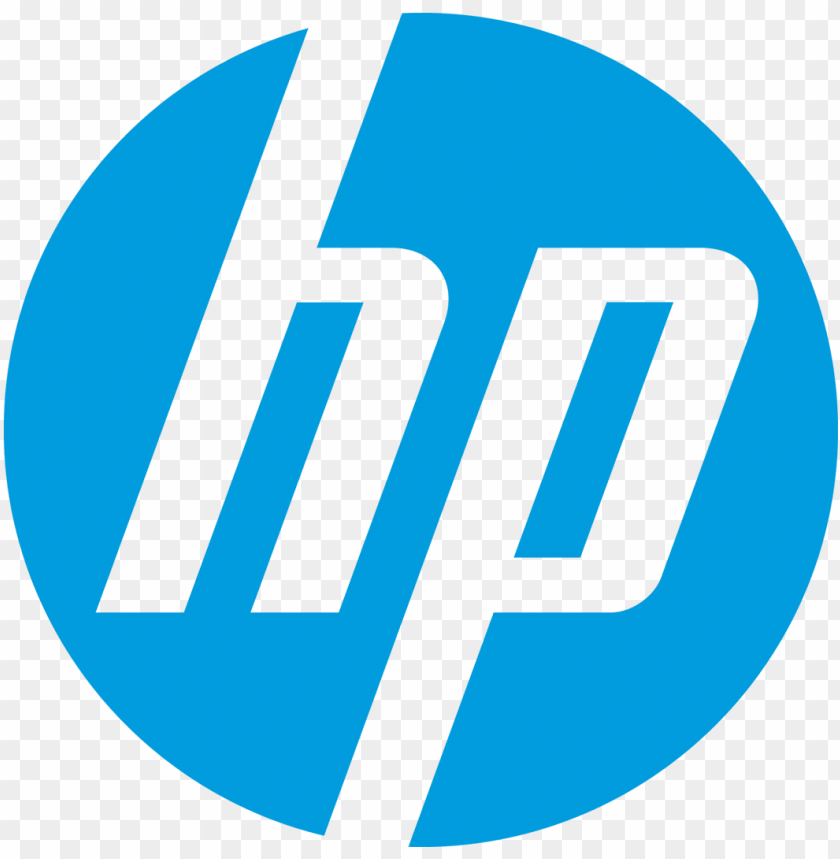 Hp Logo New Png Image With Transparent Background Toppng