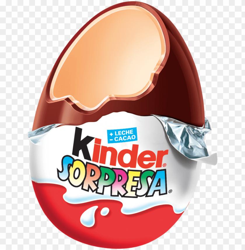 free PNG huevo kinder sorpresa - kinder surprise PNG image with transparent background PNG images transparent