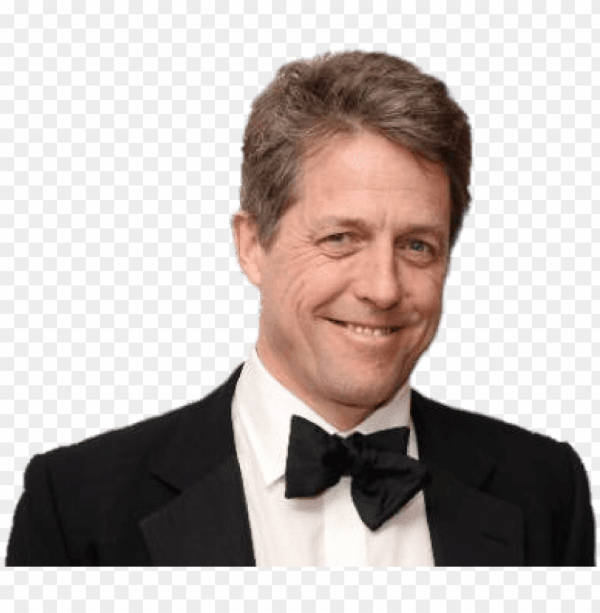 free PNG hugh grant black bow tie png - dr peter beddy st james PNG image with transparent background PNG images transparent