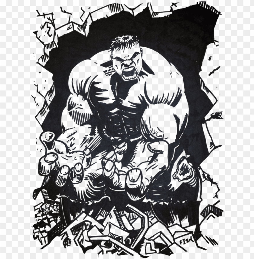 #hulk #fan #art - hulk PNG image with transparent background@toppng.com