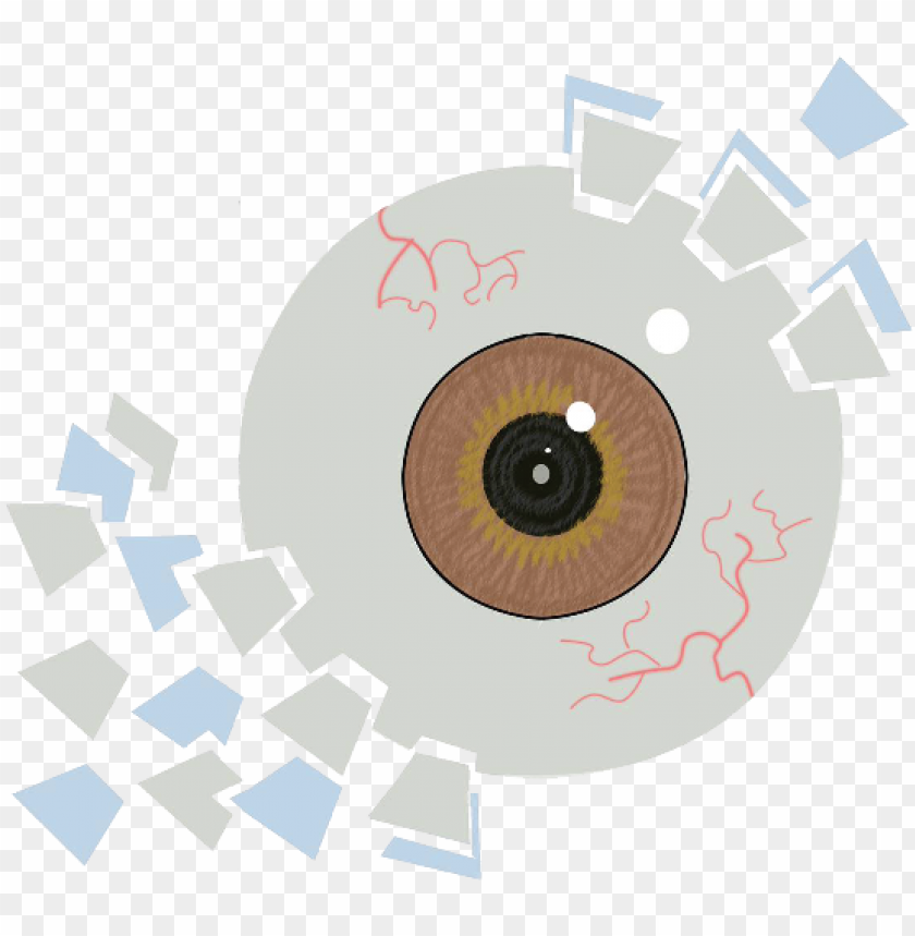 free PNG human eye proteome map - circle PNG image with transparent background PNG images transparent