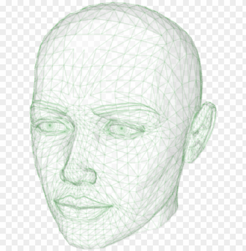 free PNG human head face forehead drawing - outline of the human head PNG image with transparent background PNG images transparent